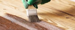 Painting and wood maintenance oil-wax